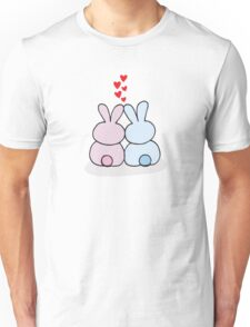 Bunny Lovers Unisex T-Shirt