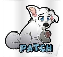 Patch is sad Poster