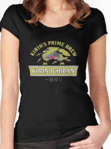 Kirin Beer Women's Fitted Scoop T-Shirt