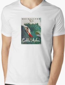 Surf  Mens V-Neck T-Shirt