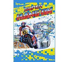 Super Hang-On Photographic Print