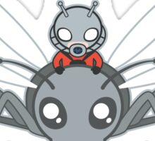 Cute Ant-Man & Antony Sticker