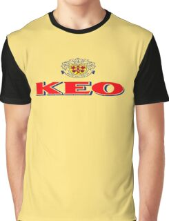 Keo Beer Graphic T-Shirt