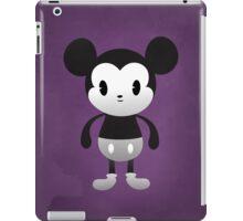Cute Mickey Black & White iPad Case/Skin