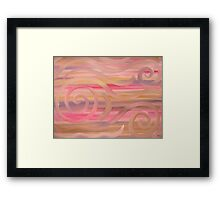 ABSTRACT 476 Framed Print