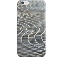 Bend in the path iPhone Case/Skin