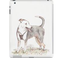 Playful Pup iPad Case/Skin