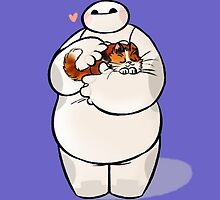 love cat baymax by storegood