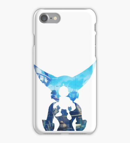 Ratchet and Clank Metropolis iPhone Case/Skin