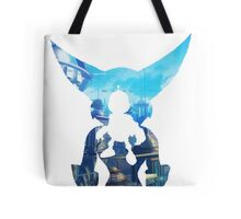 Ratchet and Clank Metropolis Tote Bag