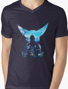 Ratchet and Clank Metropolis Mens V-Neck T-Shirt