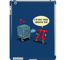 Mistaken PIEdentity iPad Case/Skin