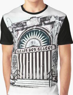 Palais Des Glaces Graphic T-Shirt