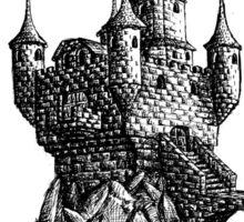 Lonely Castle Sticker