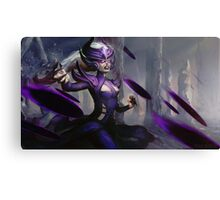Syndra - League Of Legends Canvas Print