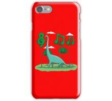 Sebastian BACHiosaurus iPhone Case/Skin