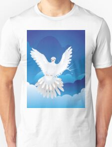 Dove in the Sky 4 T-Shirt