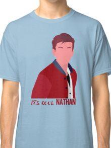 """It's cool Nathan"" Life is strange Simplistic art   Nathan Prescott Classic T-Shirt"