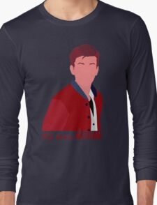 """It's cool Nathan"" Life is strange Simplistic art | Nathan Prescott Long Sleeve T-Shirt"