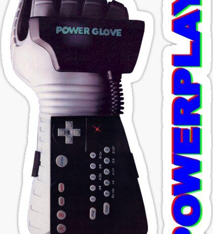 NES Power Glove - POWERPLAY Sticker