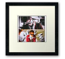 This is not a dream || Spencer Reid Framed Print