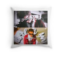 This is not a dream || Spencer Reid Throw Pillow
