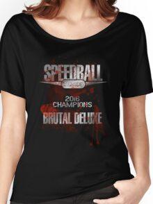 Speedball 2 - Speedball League Champions 2016 Women's Relaxed Fit T-Shirt