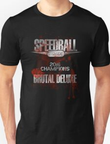 Speedball 2 - Speedball League Champions 2016 T-Shirt