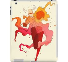 big punch iPad Case/Skin