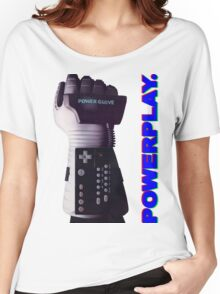 NES Power Glove - POWERPLAY Women's Relaxed Fit T-Shirt