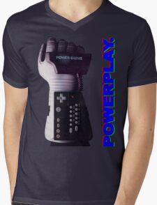 NES Power Glove - POWERPLAY Mens V-Neck T-Shirt