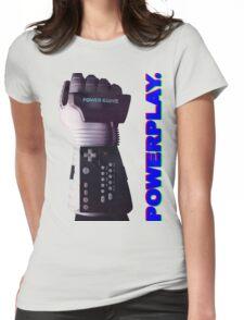 NES Power Glove - POWERPLAY Womens Fitted T-Shirt