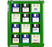 Amiga Disks iPad Case/Skin