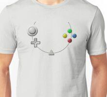 Dreamcast Buttons Unisex T-Shirt