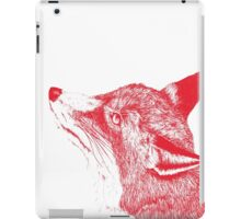 Quirky Fox iPad Case/Skin
