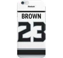 Los Angeles Kings Dustin Brown Away Jersey Back Phone Case iPhone Case/Skin