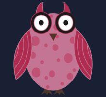 owl kids clothing design  Kids Tee