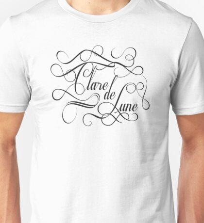 Clare de Lune Unisex T-Shirt