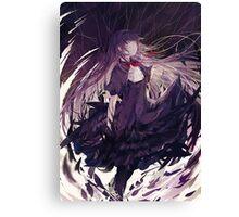 Ascending Akemi Canvas Print