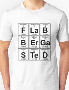 F-La-B-B-Er-Ga-S-Te-D (flabbergasted) T-Shirt