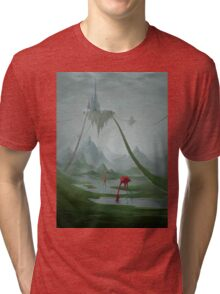 Misty Valley Tri-blend T-Shirt