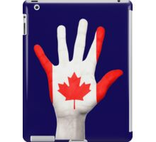 FlaG In A HaNds iPad Case/Skin