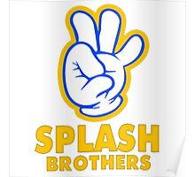 The Splash Brothers Poster