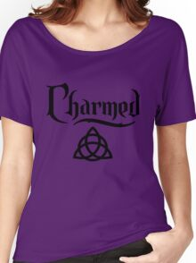 CHARMED-logo Women's Relaxed Fit T-Shirt