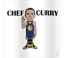 Chef Curry Poster