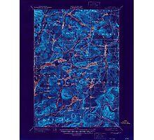 New York NY Paradox Lake 136385 1897 62500 Inverted Photographic Print