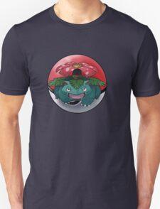 venusaur pokeball - pokemon T-Shirt