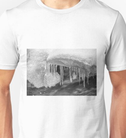 Water and ice Unisex T-Shirt