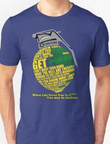 Combustible Melon (no outline) T-Shirt