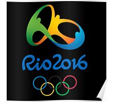 RIO 2016 OLYMPICS  Poster